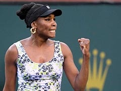 Indian Wells: Venus Williams Routs Suarez Navarro To Reach Semis