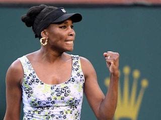 Indian Wells: Venus Williams Routs Suarez Navarro To Reach Semis