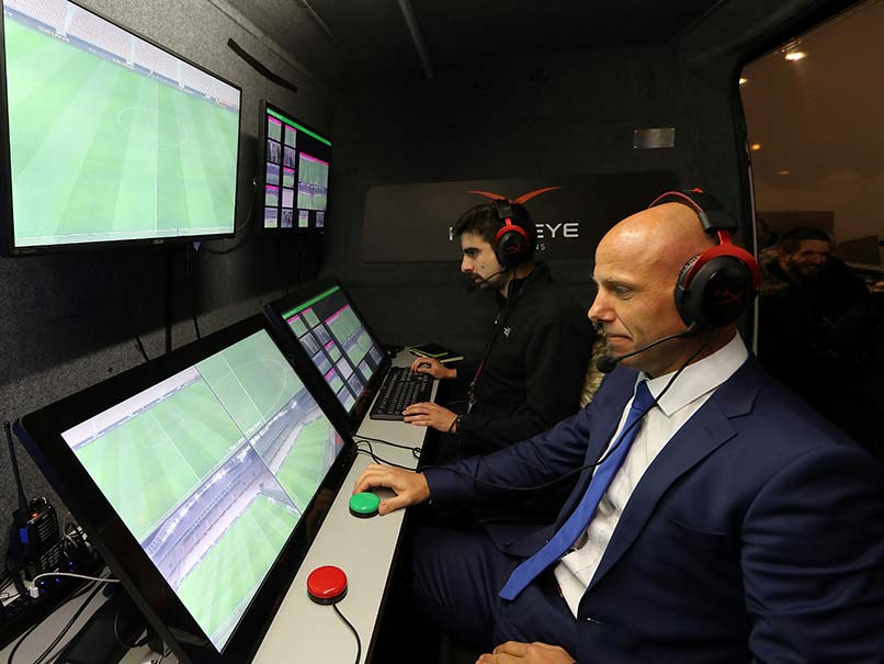 VAR technology to be used at Russia World Cup after lawmakers' vote