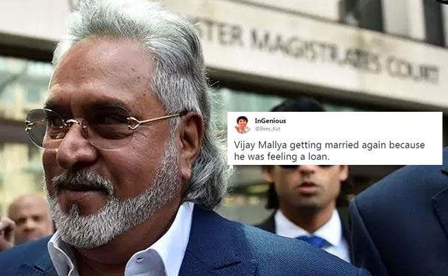 62 की उम्र में तीसरी शादी करने जा रहे विजय माल्या, ट्विटर पर खूब उड़ी खिल्ली