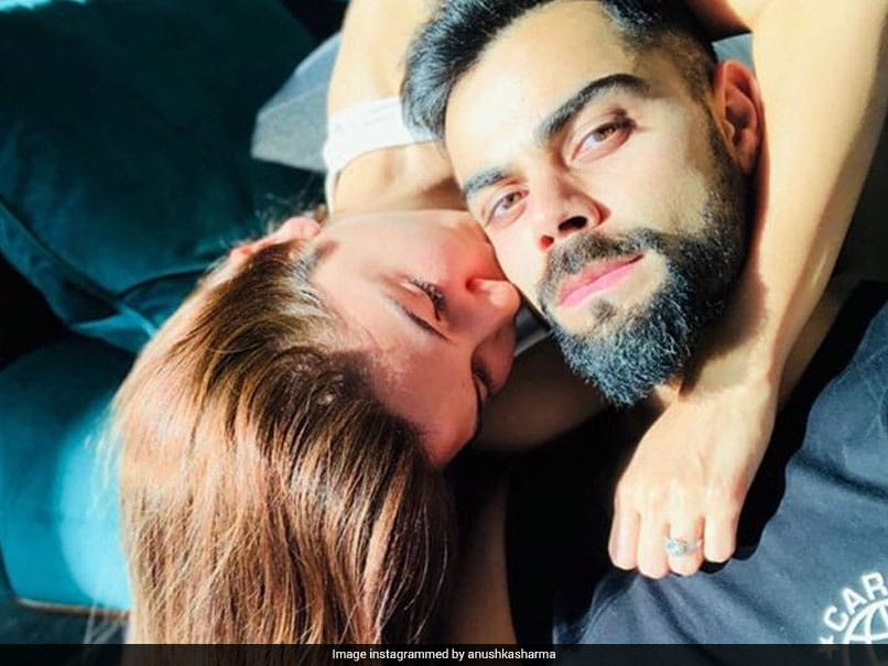 "Virat Kohli, Anushka Sharma Share Adorable Pictures Of ""Chilling"" Together"