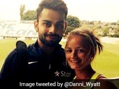 Virat Kohli Fans Warn England Woman Cricketer Danielle Wyatt. Here