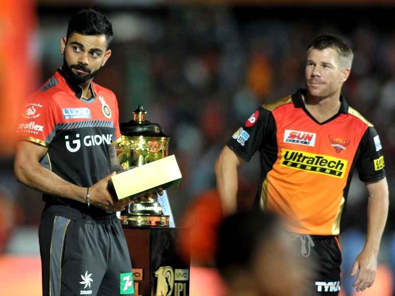 IPL 2020, SunRisers Hyderabad vs Royal Challengers Bangalore: Head To Head Match Stats