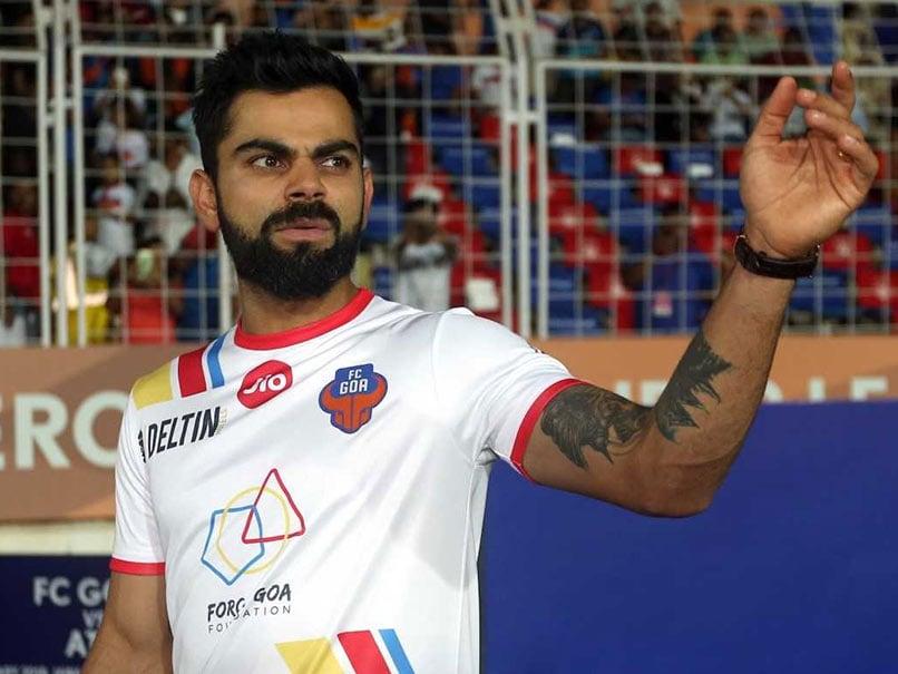 ISL 2018: Virat Kohli