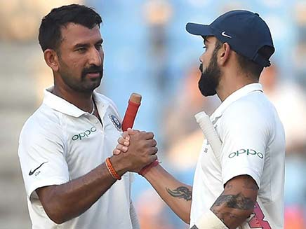 Cheteshwar Pujara As Good As Virat Kohli In Tests, Says Sourav Ganguly