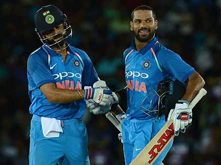 BCCI Player Contracts: Shikhar Dhawan Gets 1300 Per Cent Hike, Virat Kohli 250 Per Cent
