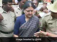 VK Sasikala To Be Freed From Bengaluru Jail On Jan 27, Says Lawyer