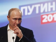 "Russia Promises ""Tough Response"" To US Sanctions"