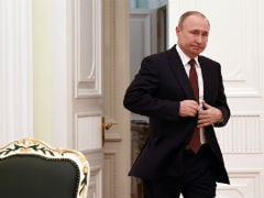 Vladimir Putin Says Will Engage With West After Record Vote Win