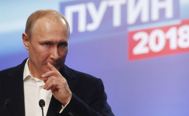 Five Economic Challenges Facing Vladimir Putin