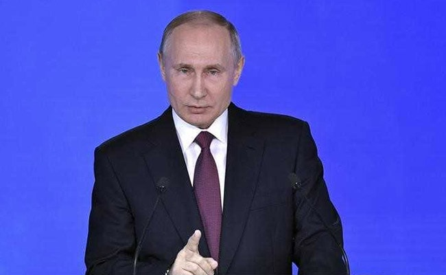 Vladimir Putin Says Will Not Change Constitution To Cling To Power