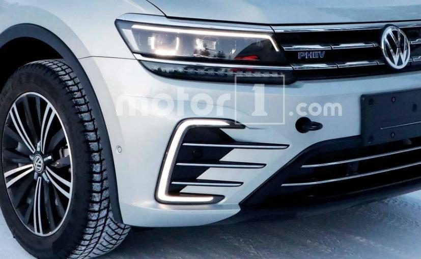 volkswagen tiguan plug in hybrid