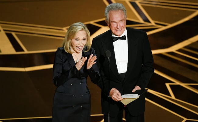 warren beatty afp