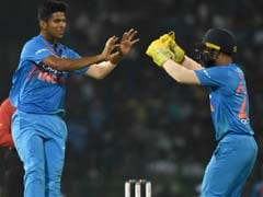 Washington Sundar Says Off-Spinners Are As Effective As Wrist-Spinners