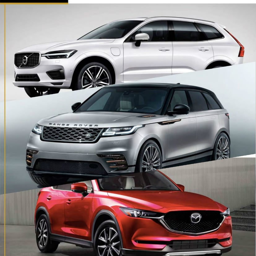 Geneva 2018 World Car Of The Year Top Three Finalists Announced