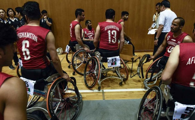wheelchair basketball afp