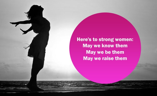 Image of: Beautiful Womens Day Greeting 650 2 Womens Day 2018 Heres An Inspirational Quote To Share Ndtvcom International Womens Day 2018 15 Inspirational Quotes By Women To