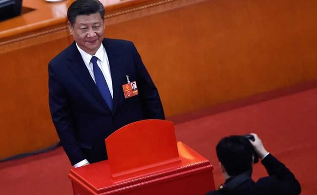 All Hail Xi, China's 'Chairman Of Everything'