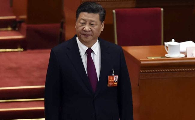 """Vile"": President Xi Jinping On China's Latest Vaccine Safety Scandal"