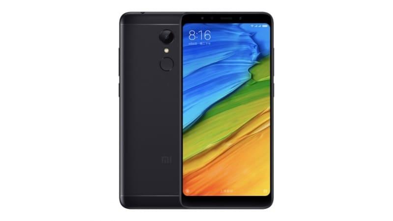 शाओमी रेडमी 5 स्मार्टफोन लॉन्च, कीमत है 7,999 रुपये