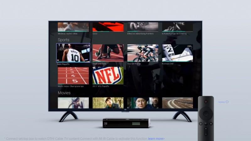 Xiaomi के स्मार्ट टीवी खरीदने का आज फिर मौका, फ्लिपकार्ट और मी डॉट कॉम पर होगी बिक्री