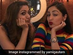 Batti Gul Metre Chalu Actor Yami Gautam Showed Us How To Do Cheat Meal Right!