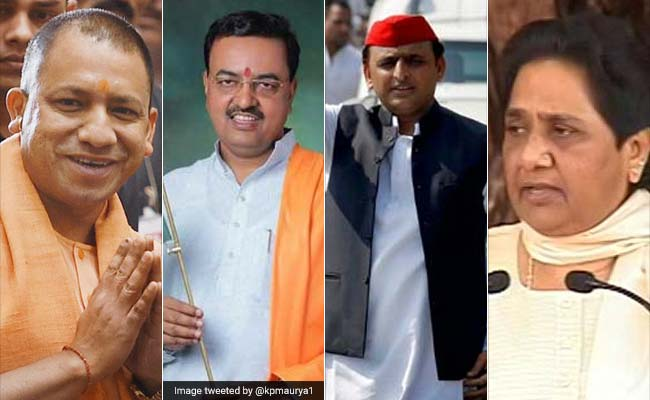UP By-Election Results 2018 LIVE Updates: Samajwadi Party Takes Lead Over BJP Both In Gorakhpur And Phulpur