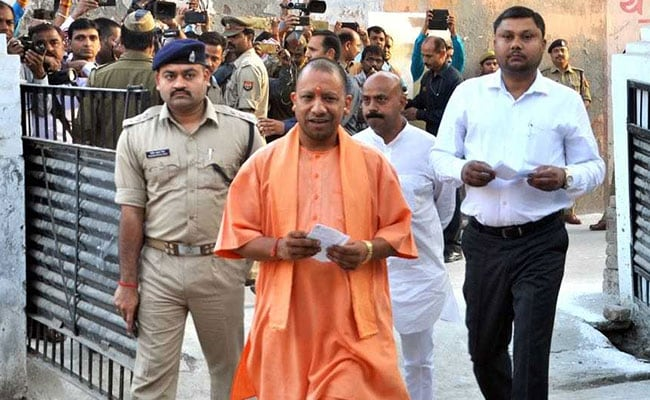 UP and Bihar bypolls updates | Adityanath casts vote