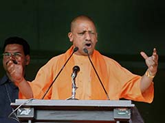 """Congress Fed Terrorists Biryani, We Fire Bullets,"" Says Yogi Adityanath"