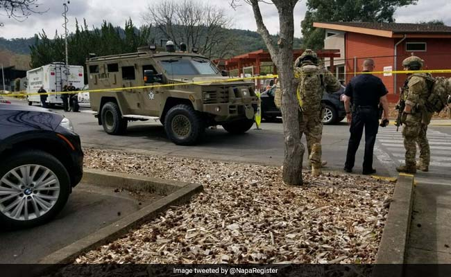 Gunman, 3 Hostages Found Dead After Siege At California Veterans Home