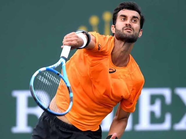 Yuki Bhambri Pulls Out Of Davis Cup Squad After Shoulder Injury