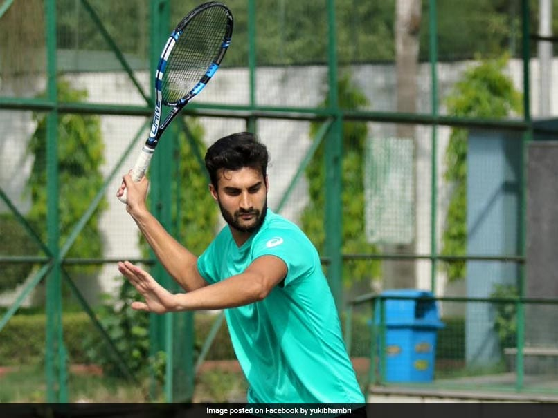 Yuki Bhambri Beats Ramkumar Ramanathan To Qualify For Indian Wells Masters