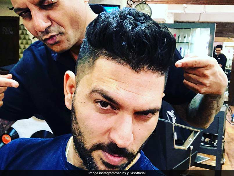 Yuvraj Singh Gets A Haircut, Apologises To KL Rahul