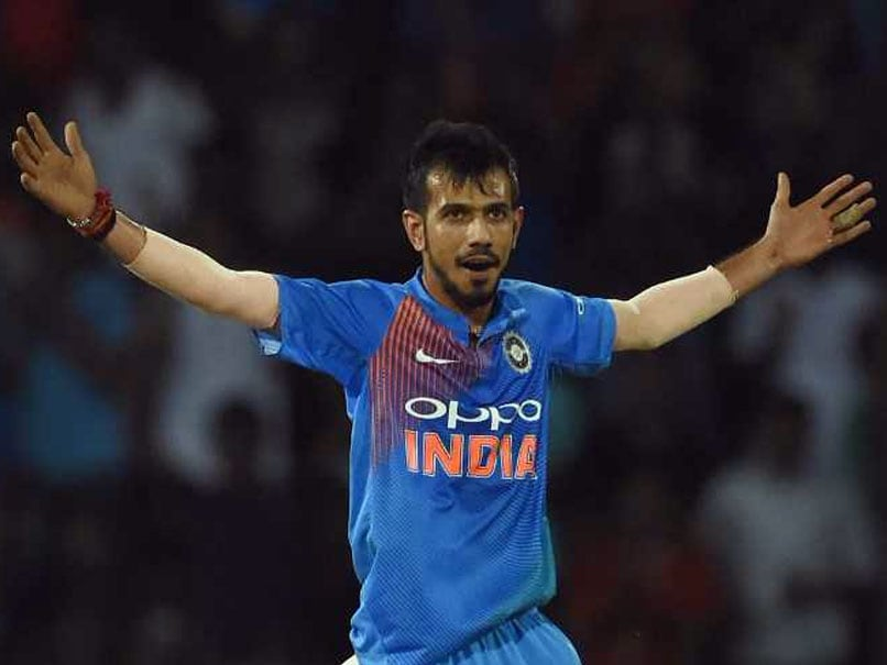 Yuzvendra Chahal Rises To Second Spot In Latest ICC T20I Rankings
