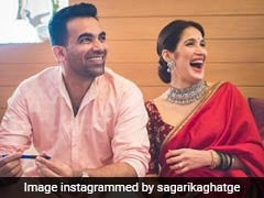 Sagarika Ghatge And Zaheer Khan's Food Choices Are Poles Apart: Here's Proof!