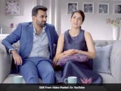 Sagarika Ghatge And Zaheer Khan's 'Journey Of Love.' Watch Video