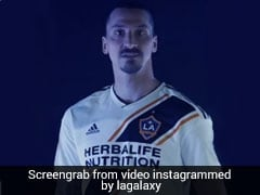 Zlatan Ibrahimovic, Los Angeles Galaxy Confirm Major League Soccer Move