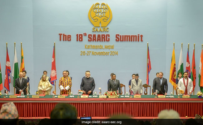 Not Possible To Go Ahead With SAARC Under Current Circumstances, Says India