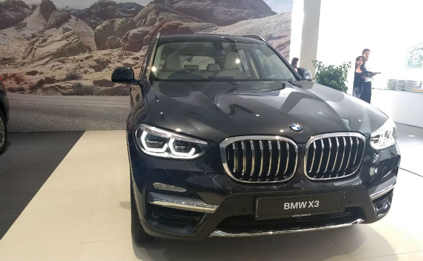BMW X3 Launched In India; Prices Start At ₹ 49.99 Lakh