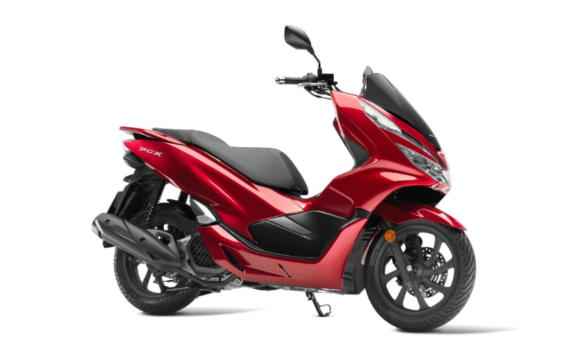2018 honda pcx125 unveiled for europe ndtv carandbike. Black Bedroom Furniture Sets. Home Design Ideas