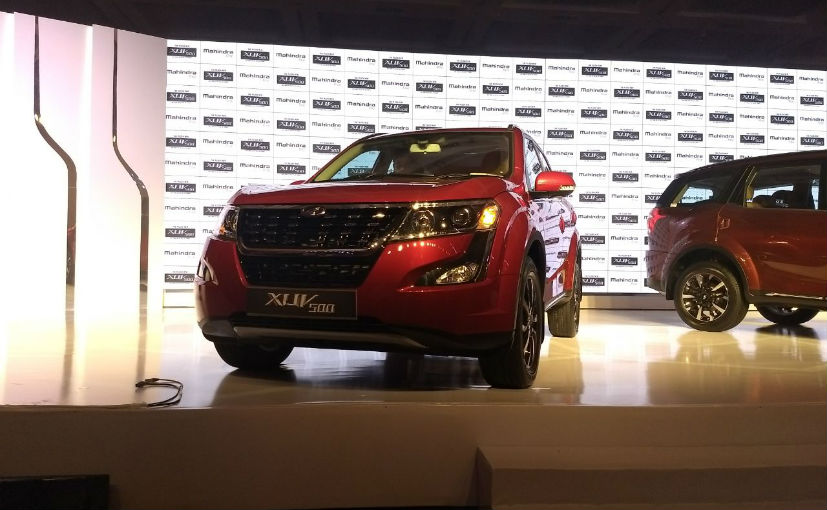 Mahindra Launches Refreshed XUV 500; Price, Mileage, Features, Specifications And Many More