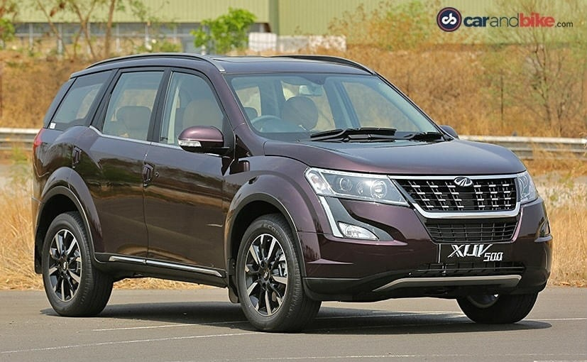 Mahindra will be leasing KUV 1OO NXT and the XUV 5OO at a monthly rent of Rs. 13,499 and Rs. 32,999.