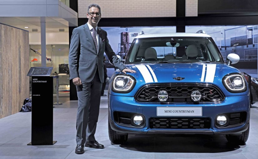 2018 MINI Countryman Launch Details Revealed