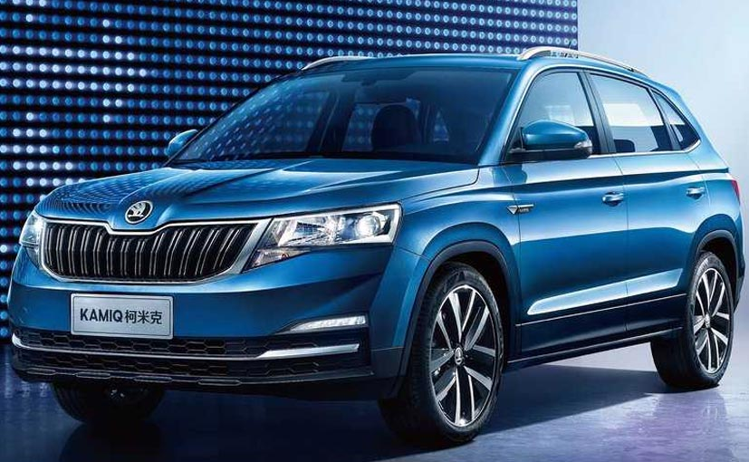 The Skoda Kamiq compact SUV will officially debut at the 2018 Beijing Motor Show