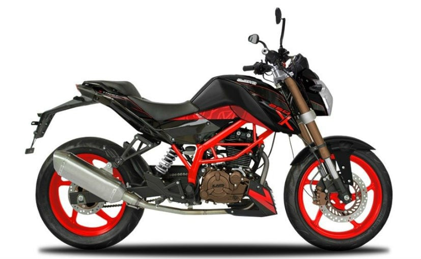 2018 UM Xtreet 250X Naked Motorcycle Is A KTM 200 Duke Clone