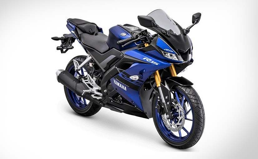 The Indonesian-spec R15 is priced at IDR 35.2 million or Rs. 1.60 lakh