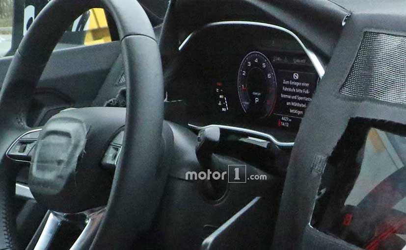 2019 Audi Q3 Interior Spied For The First Time