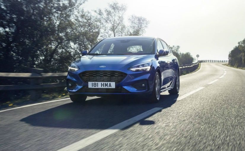 2019 Ford Focus Unveiled For Europe Ndtv Carandbike