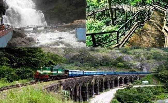 IRCTC Tourism Offers Courtallam Thenmala Package for Rs 6,000 Onwards