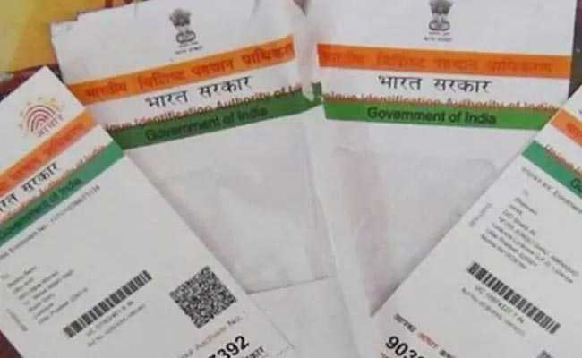 'Sanctity Of Aadhaar System Jeopardized' Says Congress After System Hack